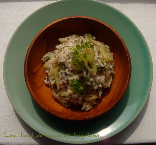 risotto au cerfeuil 009