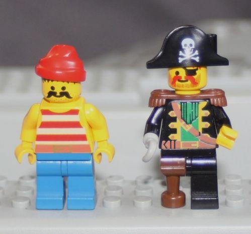 LEGO Pirate Eldorado Fortress 6276-04