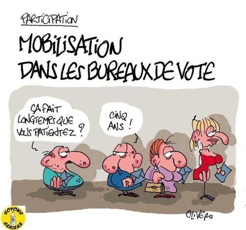blague election