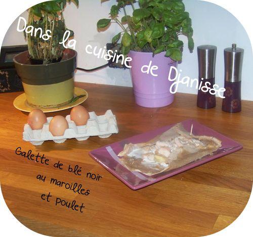 galette maroilles poulet 2