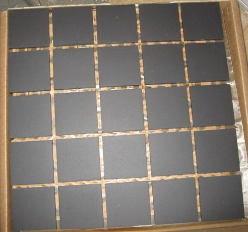 Carrelage 5x5 gris for Carrelage 5x5