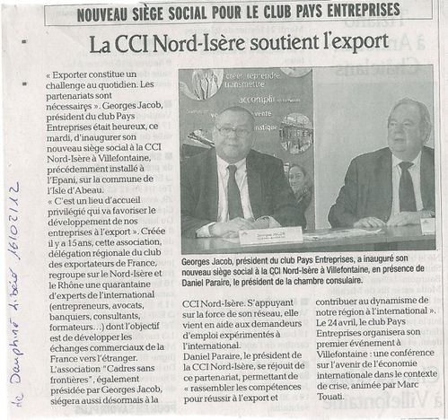 article presse DL 16 02 2012