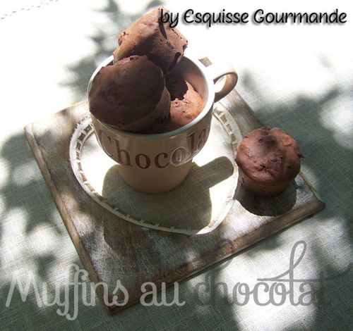 Muffins choco moelleux2