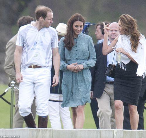 Kate Middleton Match de Polo Mai 2012 (4)