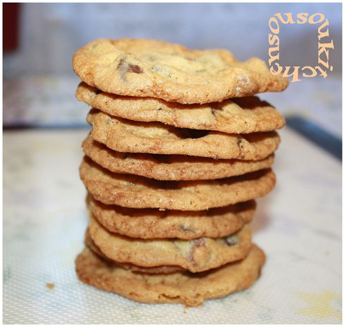 chocolate cookies 010