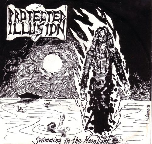 Protected illusion - Front cover