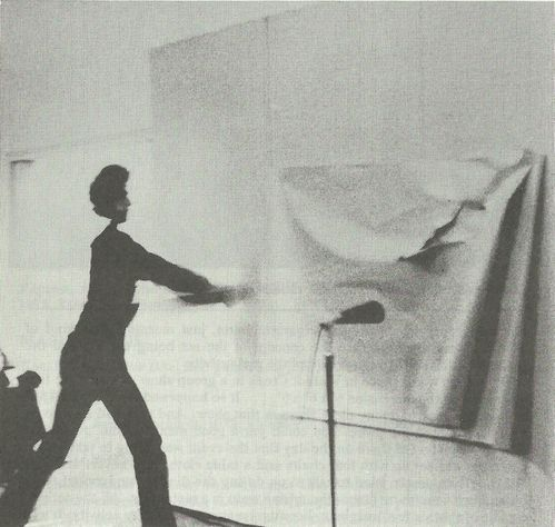 Marioni Tom Using My Body to Control Feedback 1972