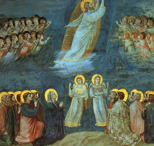 Giotto Ascension