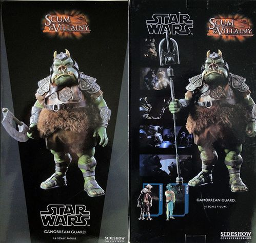 GAMORREAN GUARD SIDESHOW SW 0