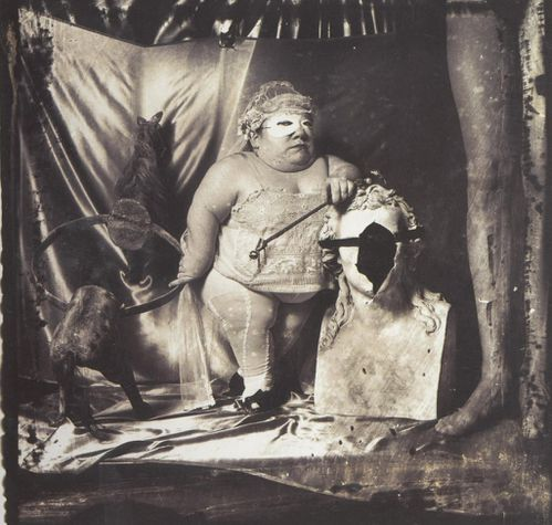 joel peter witkin naine