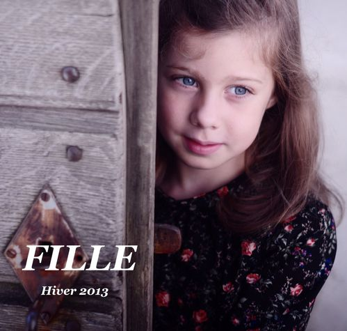 Collection fille FW2013