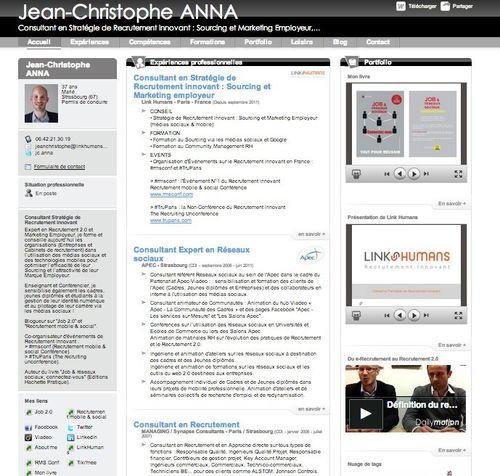 cv en ligne linkedin Votre profil Viadeo/Linkedin est votre CV matrice !   JOB 2.0 cv en ligne linkedin