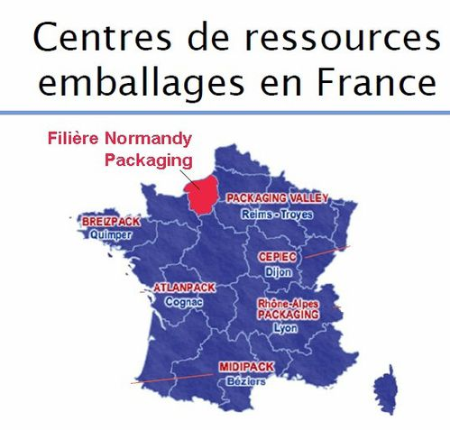 Filiere NORMANDY PACKAGING