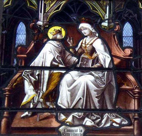 saint louis et blanche de castille