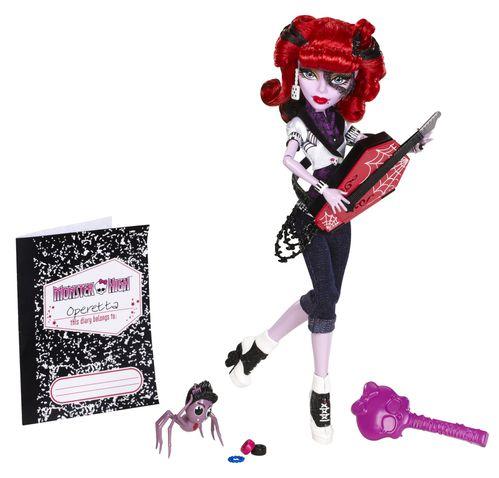 Halloween avec les poupées Monster High (giveaway inside)