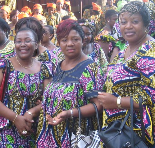 Tenues-Africaine 2386