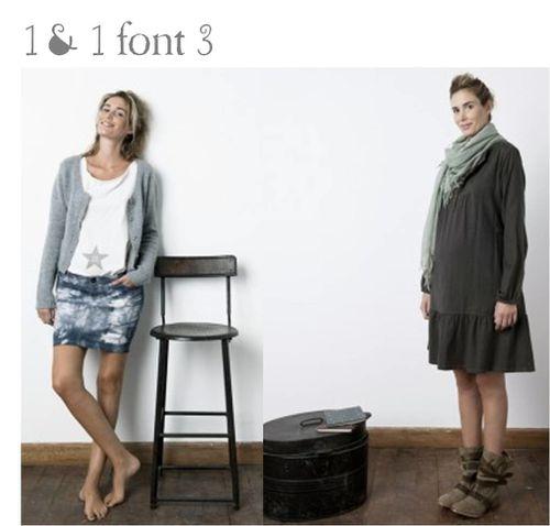 Fashion Ballyhoo - delit de grossesse lookbook maternite 2