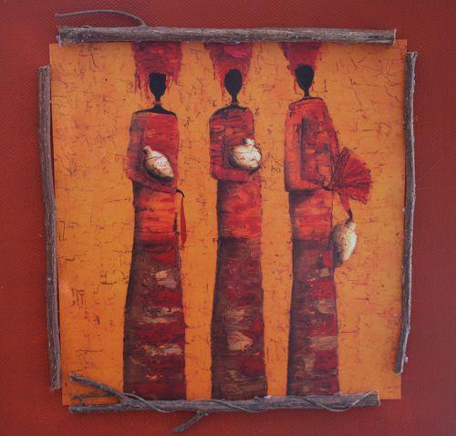 Détail Femmes d'Afrique