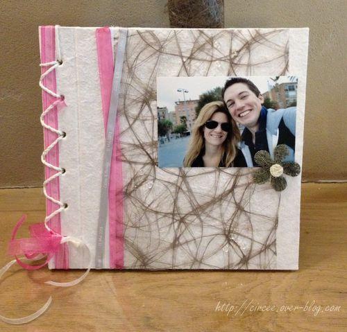 D co mariage en rose gris et blanc les cr ations de circ e - Creation deco mariage ...