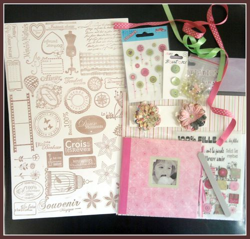 Scrap'Inès - Carte couture + cadeau Marie-Christine (3)