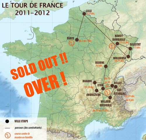 tour france over