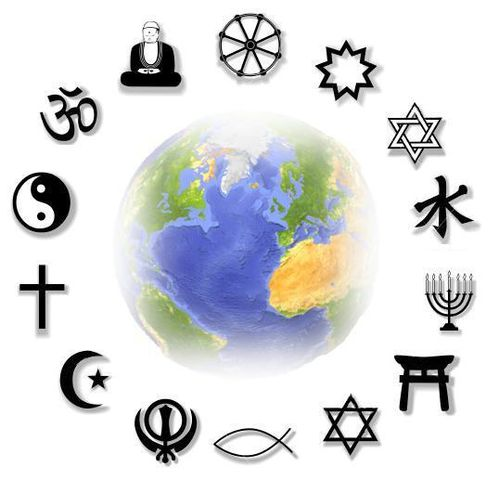 religions earth