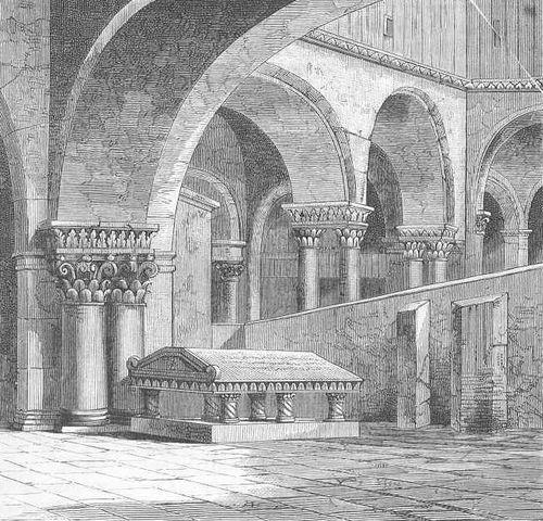 Tombeau de Godefroy de Bouillon