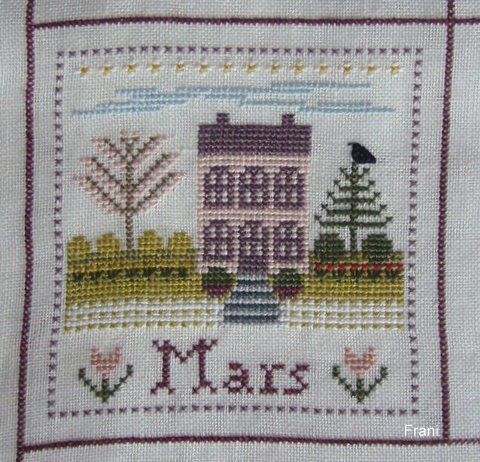 Maison de Maryse- Mars