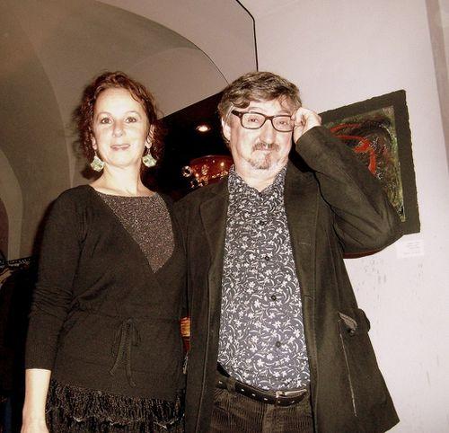 Ariane Lumen et Antonin Manto