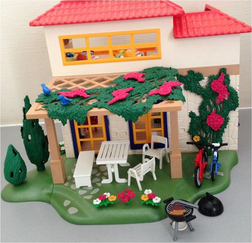 Location de vacances et si on optait pour l 39 change de for Photos maison playmobil