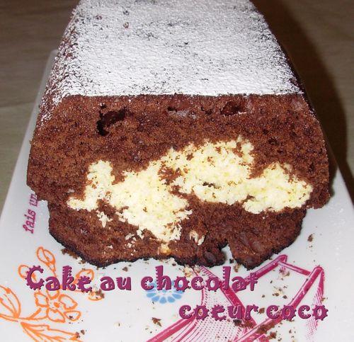 Cake au chocolat coeur coco3