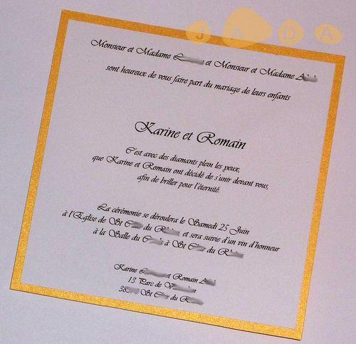 Top Faire part mariage hiver texte – Votre heureux blog photo de mariage YC27