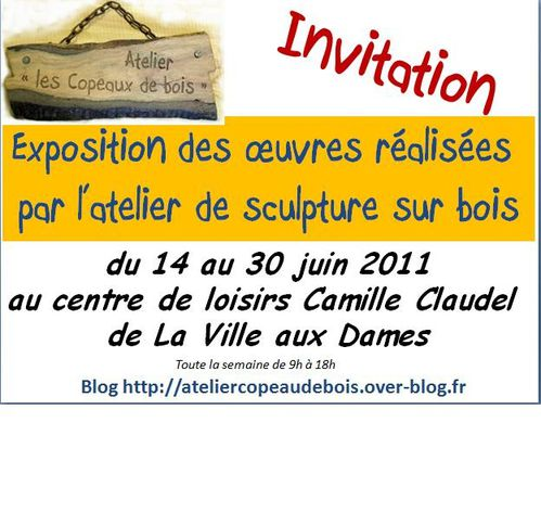 Affiche expo CCC 2011
