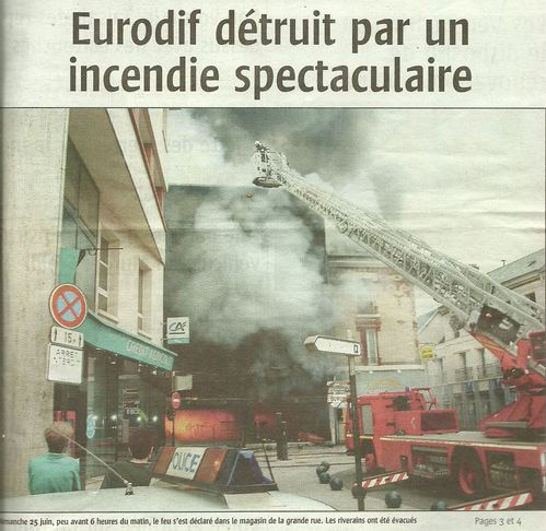 eurodif action rep 25 juin 2006
