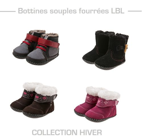bottines LBL collection 2013