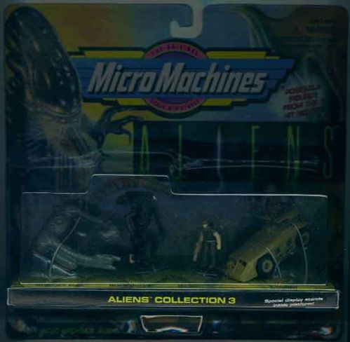 aliens collection 3 alien soldat space apc
