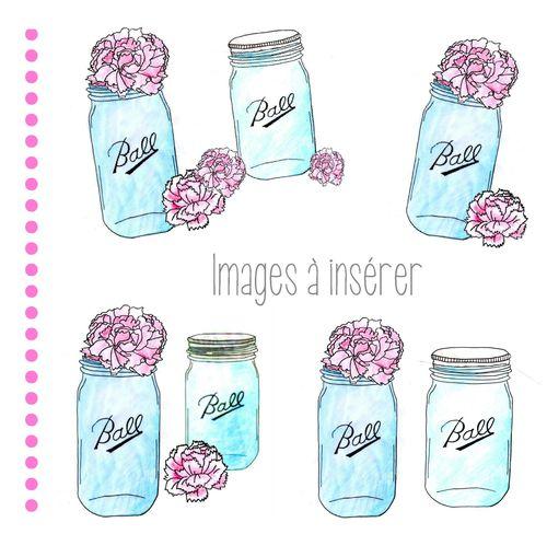 Mason jars 1
