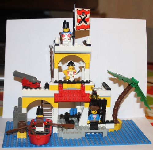 LEGO 6263 Pirates Imperial Outpost 11