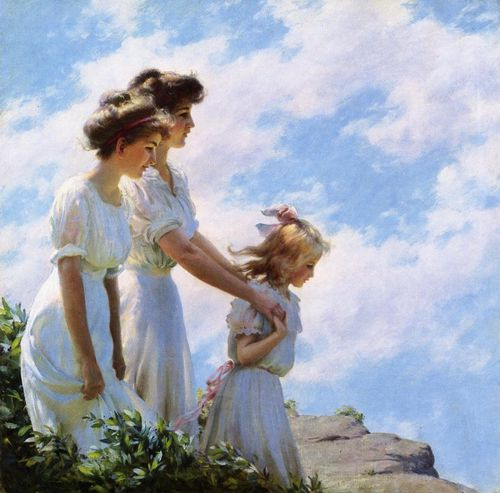 Charles-Courtney-Curran---On-the-Cliff.jpg
