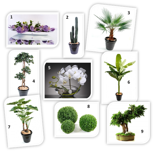 non les plantes artificielles ne sont pas kitch deco mundo blog de la plante artificielle. Black Bedroom Furniture Sets. Home Design Ideas