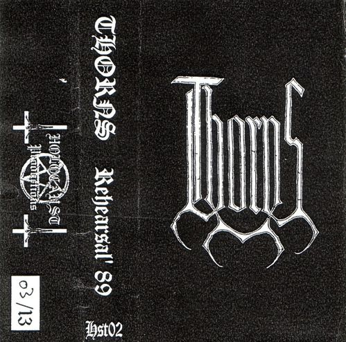 Thorns - Cover