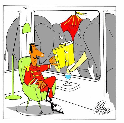 ELEPHANTS SERRE-LIVRES