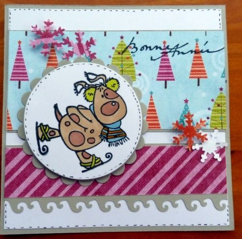 carte christine scrap etc