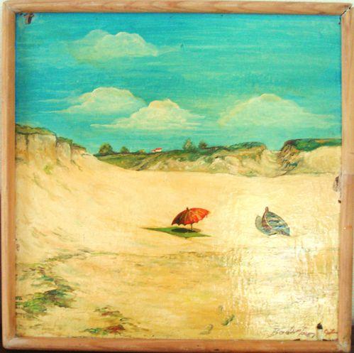 Emmaüs, Badam Joom 97, La chaleur de la plage, Coll privée FP