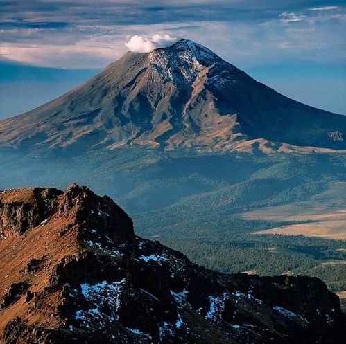 le popocatepetl