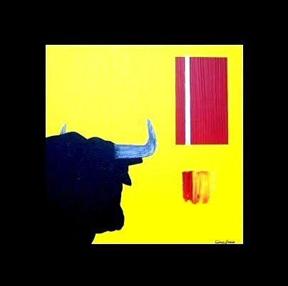 le taureau jaune