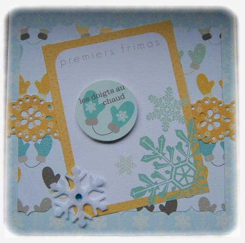 Carte de voeux 2012 pour Shabanou