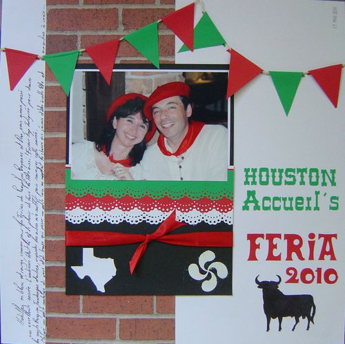 Houston Accueil's FERIA 2010