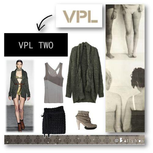 Fashion Ballyhoo - 0 VPL lookbook last collection