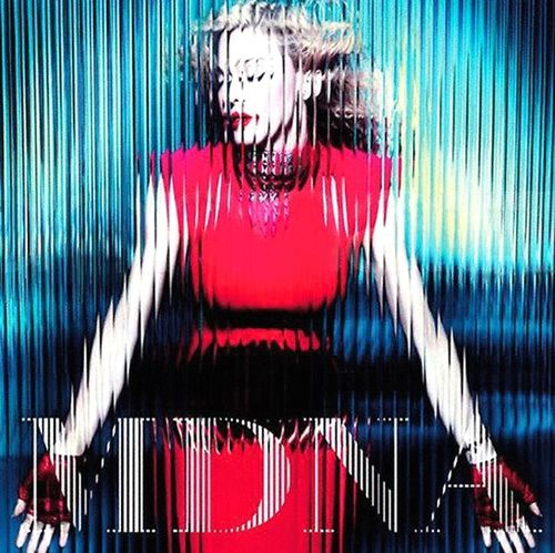 MDNA cover art